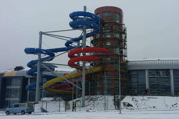 NIK wypowiedział się krytycznie o słupskim Aqua Parku