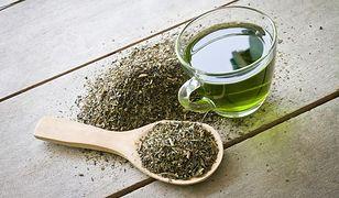 Herbata zielona naprawdę odchudza