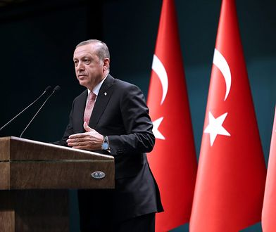 Prezydent Turcji, Recep Tayyip Erdogan