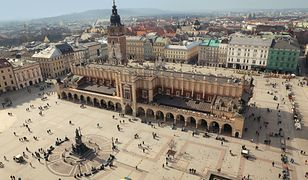 Można wynająć kram w krakowskich Sukiennicach. Po raz pierwszy od 24 lat!