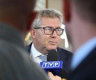 Czarnecki: Prezes, wraz z władzami PiS oczywiście, zdecyduje odnośnie do oceny rządu