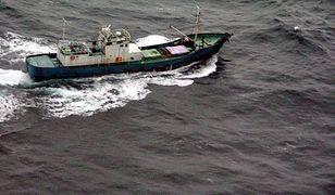"""Kolejna """"łódź widmo"""" u japońskich brzegów (zdj. ilustr.)"""
