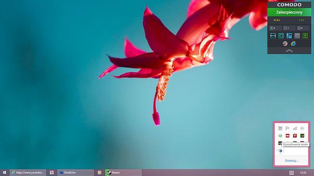 Coś czego bardzo mi brakowało - stan postępu synchronizacji wbudowanego w system OneDrive :D