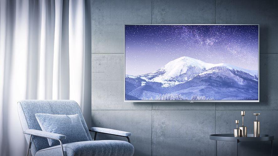 Atrakcyjny cenowo Xiaomi Mi TV 4S to pierwszy 4K TV Xiaomi na rynku polskim, fot. Xiaomi
