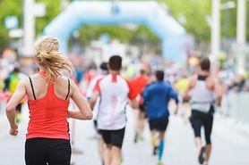 Śmierć na Półmaratonie Praskim. Zmarła staruszka, która wtargnęła w tłum biegaczy