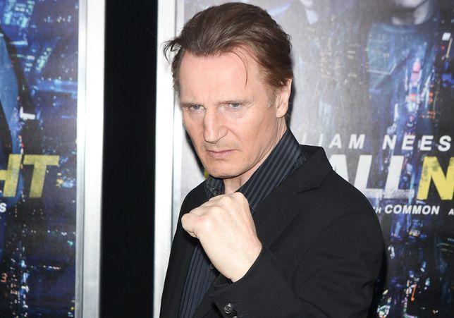 Liam Neeson bardzo ciepło wspomina film George'a Lucasa