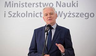Jarosław Gowin wystartuje z ostatniego miejsca na liście