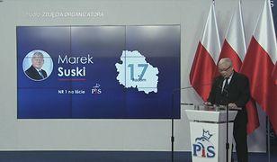 """Wybory parlamentarne 2019. """"Jedynki"""" PiS. Pełna lista nazwisk i okręgów"""