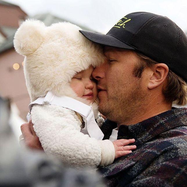 Bode Miller i jego córka