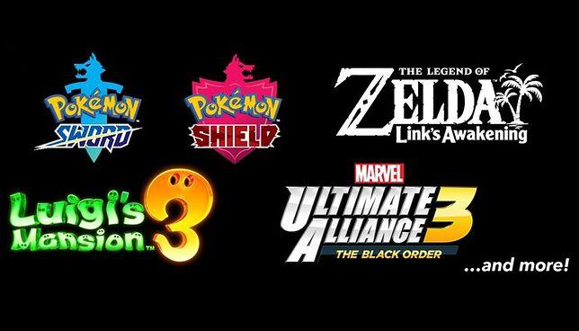 """Nintendo na E3 2019: nowe """"Pokemony"""", """"Legend of Zelda"""" i """"Wiedźmin 3"""" na Switch"""