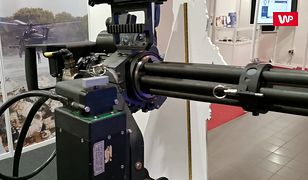 Uzbrojenie komandosów GROM na targach Europoltech 2019