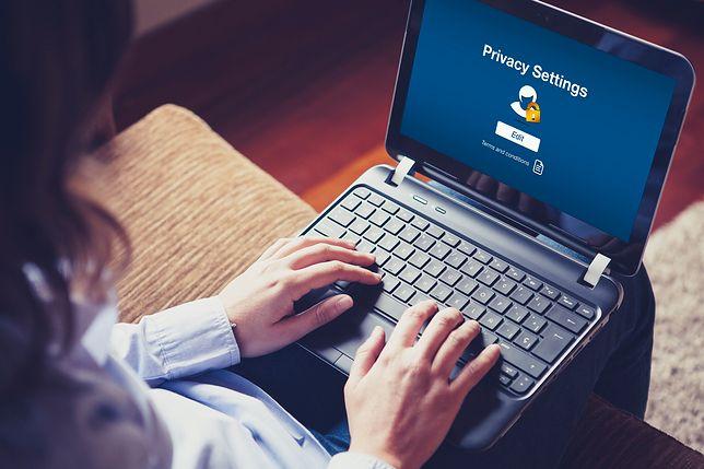 Tryb incognito pomaga w zachowaniu prywatności
