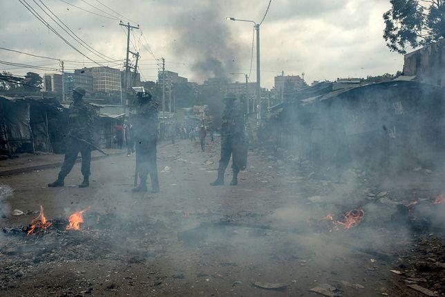 Kenia. Przedstawiciele bazy informują, że atak został odparty. (zdjęcie ilustracyjne)