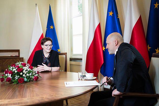 Ewa Kopacz: politycy PO zrozumieli, że wybory mogą być przykrym przebudzeniem