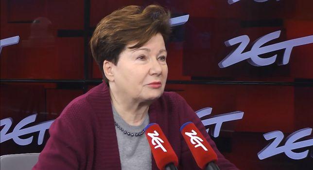Hanna Gronkiewicz-Waltz była gościem Radia Zet