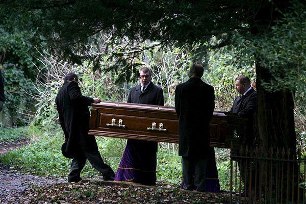 Pogrzeb Aleksandra Litwinienki