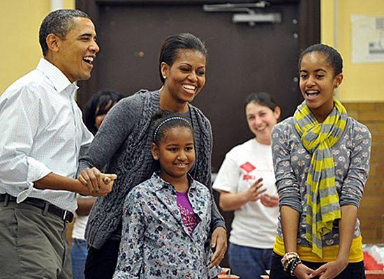 Obama wyznaje: marzyłem, by powiedzieć to córkom