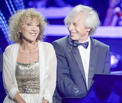 Alicja Majewska i Włodzimierz Korcz - niezwykła para show-biznesu