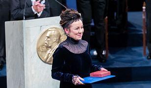 Olga Tokarczuk otrzymała literacką nagrodę Nobla za rok 2018