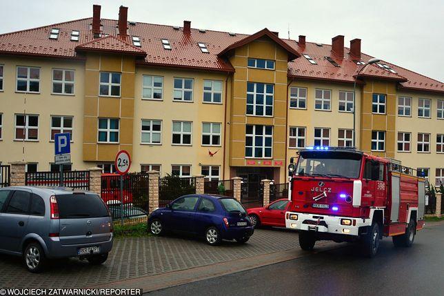 Matura 2019. Alarm bombowy w jednej ze szkół.
