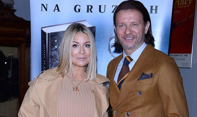 Małgorzata Rozenek i Radosław Majdan tworzą szczęśliwe małżeństwo