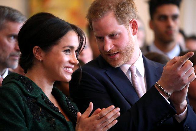 Meghan Markle i książę Harry planują powiększenie rodziny.