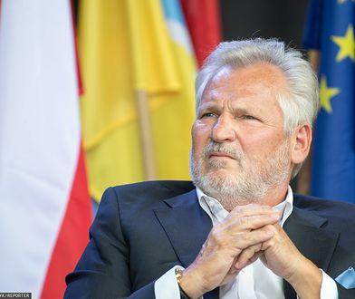 Aleksander Kwaśniewski zawiedziony decyzją Joe Bidena