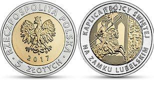 Nowa moneta 5-złotowa w obiegu