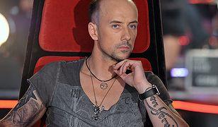 """Nergal """"uzdrawiał"""" - wyleci z """"The Voice of Poland""""?"""