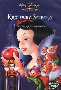 Okładka filmu  'Królewna Śnieżka i siedmiu krasnoludków'