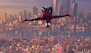 """""""Spider-man Uniwersum"""" to produkcja Sony z 2018 roku"""