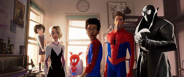 """Kadr z filmu """"Spider-Man: Uniwersum"""""""
