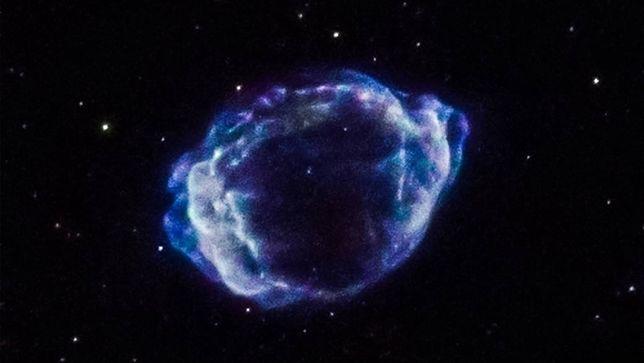 Naukowcy nie wiedzą, co dokładnie stało się z gwiazdą PHL 293B