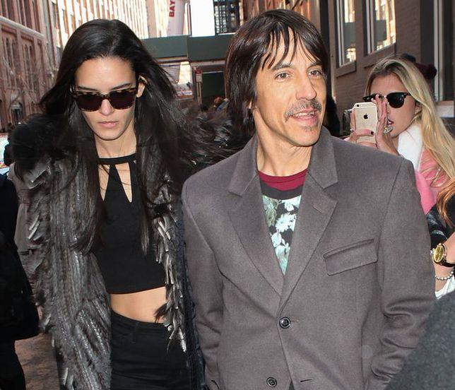 Wokalista Red Hot Chili Peppers wraca do zdrowia!