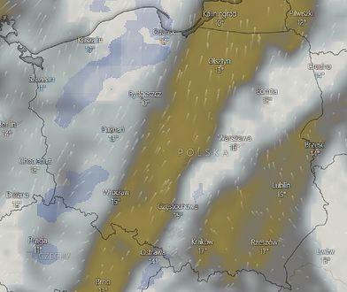 Pogoda w Polsce. Ostrzeżenia IMGW