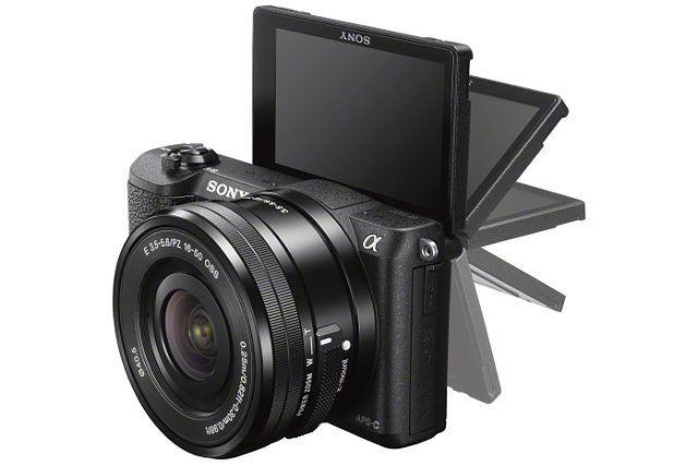 Sony A5100: najmniejszy na świecie aparat z wymiennymi obiektywami