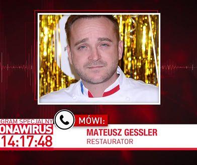 """Koronawirus. Mateusz Gessler o pomocy rządu: """"Państwo jest po to, żeby pomagać"""""""