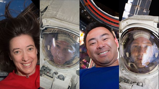 Astronauci misji SpaceX Crew-2