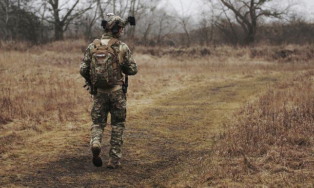 Koreańska żołnierka została wydalona z armii.