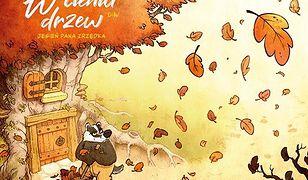W cieniu drzew, tom 1 - Jesień pana Zrzędka – recenzja komiksu wydawnictwa Egmont