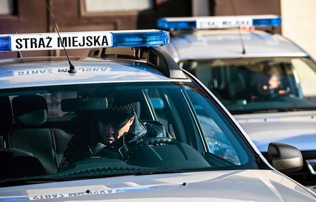 Kanistry pełne chemikaliów odnaleziono w Koszalinie