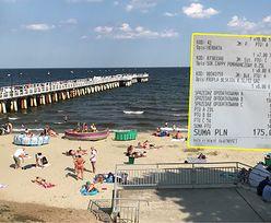 Kosmiczne ceny nad polskim morzem. Ludzie pokazują paragony. Mało kto jest na to gotowy