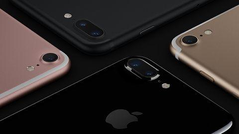 """iPhone 7 programowo """"zabezpieczony"""" przed wymianą przycisku"""