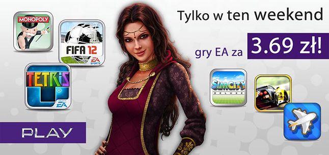 Gry Electronic Arts