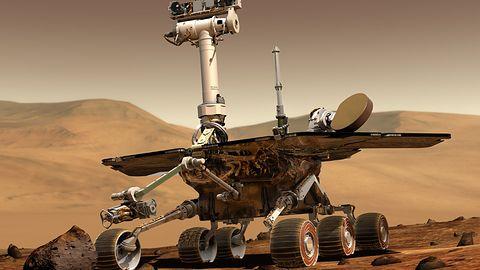 Flashowy dramat na powierzchni Marsa: NASA walczy o pamięć łazika Opportunity