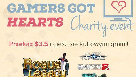 Gamers Got Hearts — w ten weekend ruszy kolejna charytatywna wyprzedaż gier
