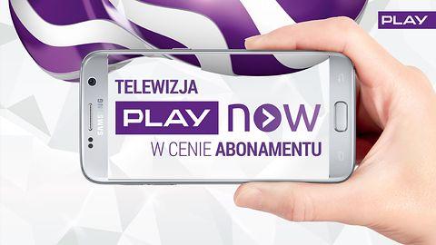 Play NOW – Play uruchamia usługę VOD w cenie abonamentu i bez opłat za dane