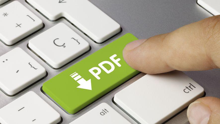 Master PDF Editor 3.0: wydajna edycja także oskryptowanych dokumentów