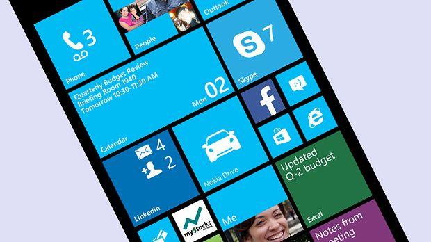 Mobilne Windows 10 będzie obsługiwało pięć rozmiarów kafelków