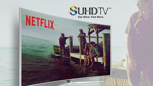 Netflix szybko zyskuje na popularności w Samsung Smart TV #prasówka